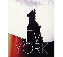 NEW YORK IV Photographic Print