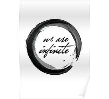 We are Infinite Poster