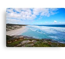 11 th Beach - Esperance Western Australia Canvas Print