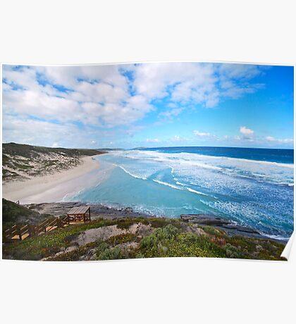 11 th Beach - Esperance Western Australia Poster
