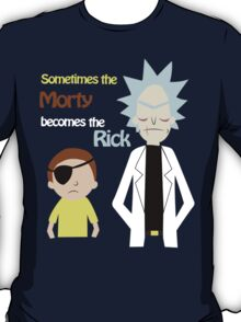 Evil Rick and Morty T-Shirt