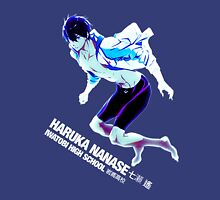Haruka Nanase from Free! Unisex T-Shirt