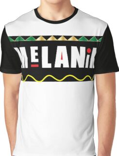 MELANIN MOTHERLAND EDITION Graphic T-Shirt