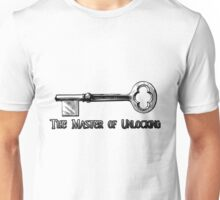 Resident Evil: The Master of Lockpicking Unisex T-Shirt
