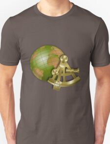 Vintage Globe and Sextant T-Shirt