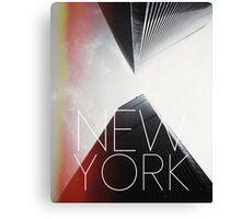 NEW YORK V Canvas Print