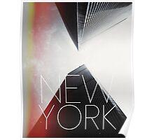 NEW YORK V Poster