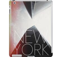 NEW YORK V iPad Case/Skin