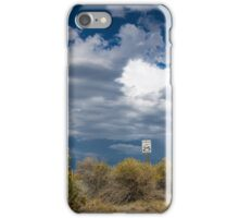 Speed Limit 25 MPH iPhone Case/Skin