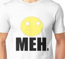 MEH. By FirstPersonGamer Unisex T-Shirt