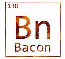 Bacon...The New Element by Twisted-Teez