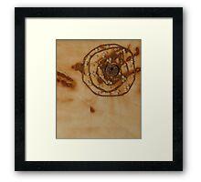 Rusted Reverie Framed Print