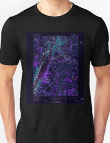 New York NY Troy South 139384 1953 24000 Inverted T-Shirt