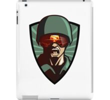 Mutually A-Shirt Destruction iPad Case/Skin