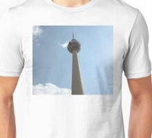 Television Tower in Berlin, Germany Unisex T-Shirt
