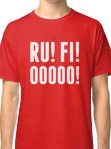 RUFIO in white Classic T-Shirt