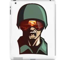 Mutually Assured Destruction iPad Case/Skin