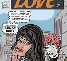 Modern Love (David Bowie( by Richard Mullins