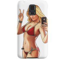 GTA 5 - GTA V - GIRL Samsung Galaxy Case/Skin