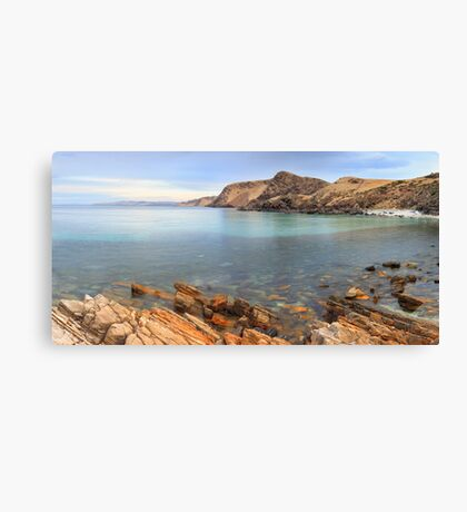 Fleurieu Coast Canvas Print