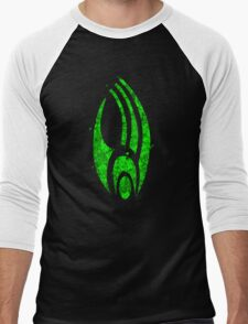 Star Trek - Borg Emblem Men's Baseball ¾ T-Shirt
