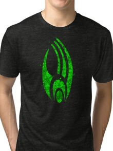 Star Trek - Borg Emblem Tri-blend T-Shirt