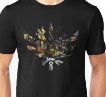 Monster Hunter 4 Ultimate Monsters Unisex T-Shirt