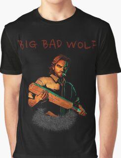 Bigby Wolf Graphic T-Shirt