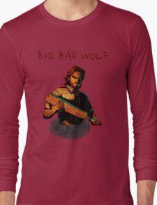 Bigby Wolf Long Sleeve T-Shirt