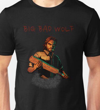 Bigby Wolf Unisex T-Shirt