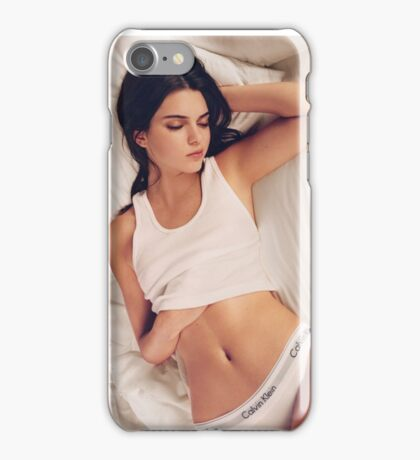 Kendall Jenner Rest iPhone Case/Skin