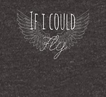 If I Could Fly - 2 Unisex T-Shirt
