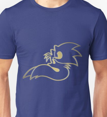 Sonic and Tails - GOTTA GOLD FAST Unisex T-Shirt