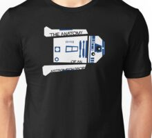 Anatomy of an Astromech Droid Unisex T-Shirt