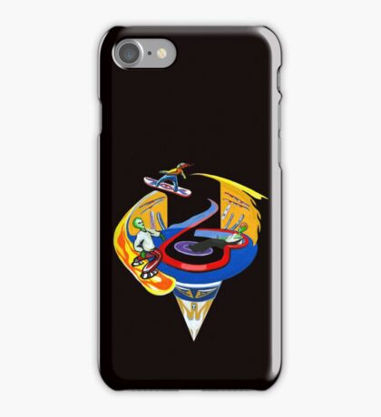 The Alien Party iPhone Case/Skin