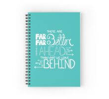 What The Future Holds Spiral Notebook