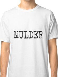Mulder Classic T-Shirt