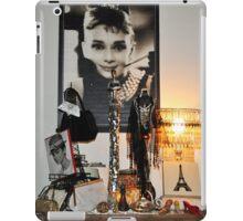 Remembering Audrey iPad Case/Skin