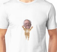 Bernie Sanders Cat Unisex T-Shirt