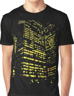 Urban Hatches Graphic T-Shirt