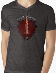 D&D Tee - Stalwart of Tempus Mens V-Neck T-Shirt