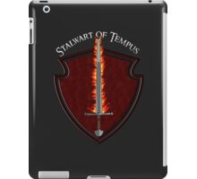 D&D Tee - Stalwart of Tempus iPad Case/Skin