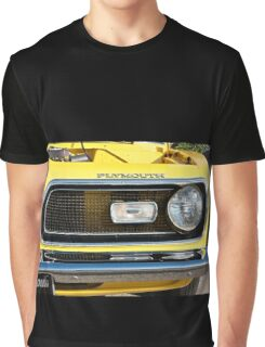 Plymouth Barracuda Graphic T-Shirt