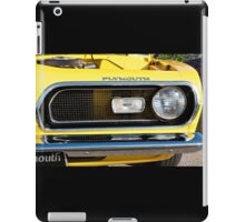 Plymouth Barracuda iPad Case/Skin