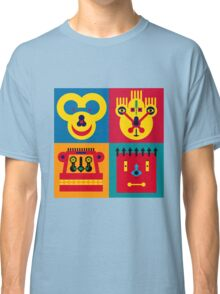 Happy Town Faces 2 Classic T-Shirt