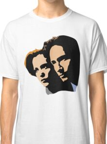 Mulder and Skully Classic T-Shirt