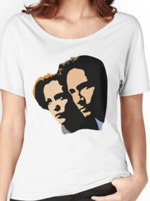 Mulder and Skully Women's Relaxed Fit T-Shirt