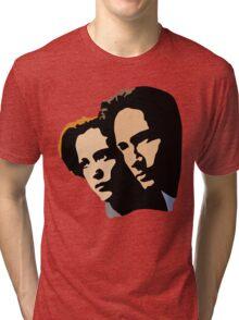 Mulder and Skully Tri-blend T-Shirt