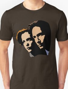 Mulder and Skully T-Shirt