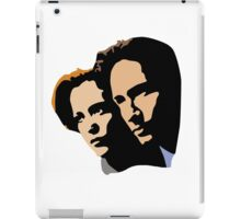 Mulder and Skully iPad Case/Skin